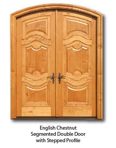 Chestnut Door