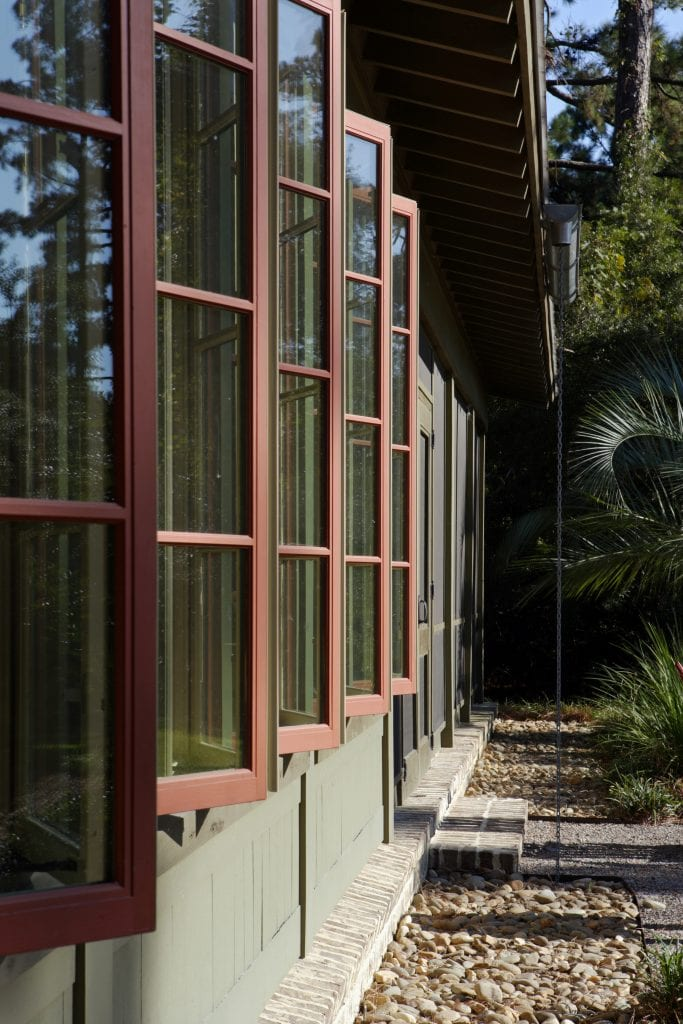 Outswing Casement Windows