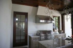 Kitchen Interior Door